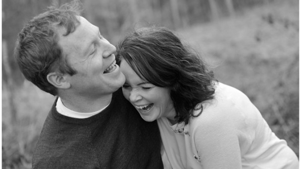 engagement shoot, chester weddings, rowton hall weddings, natural wedding photography, look back and smile