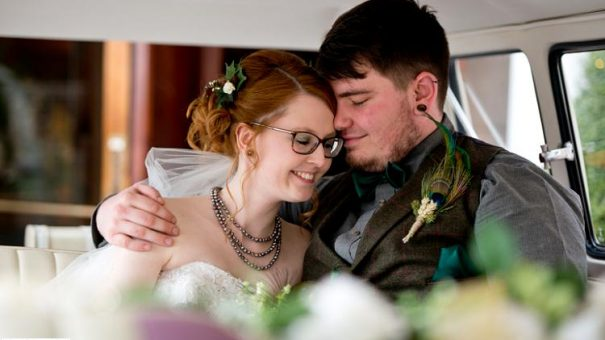 real life wedding at rowton hall hotel chestet