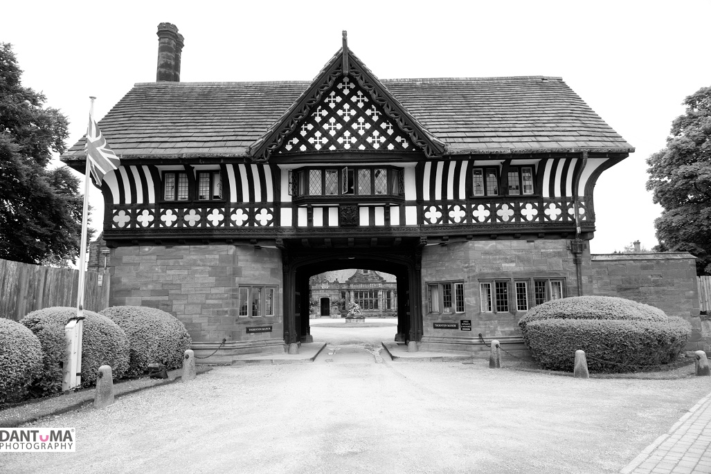 Wedding Photography images in Thornton Manor, Wirral, Cheshire
